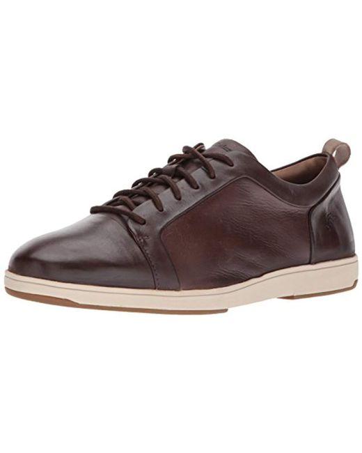 Tommy Bahama Brown Cadiz Tiles Sneaker for men
