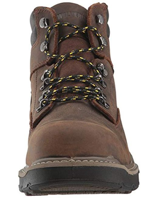 60b4cf5a123 Men's Brown Bandit 6'' Composite Toe Industrial Boot
