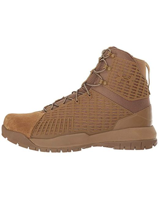 c69a641b71b Men's Brown Stryker Military And Tactical Boot