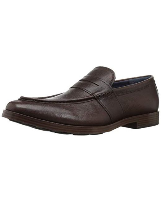 bf049978f1a Cole Haan - Black Jefferson Grand Penny Loafer for Men - Lyst ...