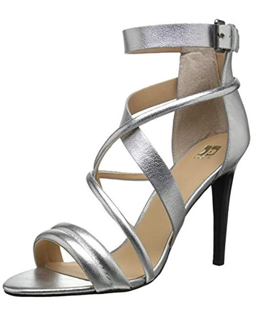 Joe's Jeans - Metallic Robbie Dress Sandal - Lyst