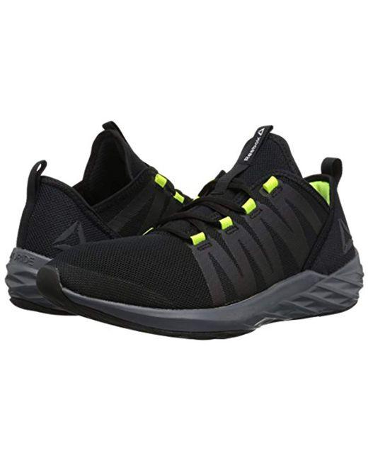 a5342e000c16 Lyst - Reebok Astroride Future Sport Sneaker in Black for Men - Save 5%