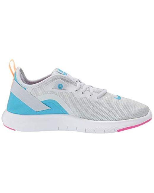 ac814fd50c0d ... Nike - Blue Flex Trainer 9 Sneaker - Lyst ...