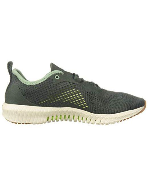 6c6ca9066605 ... Reebok - Green Astroride Flex Cross Trainer - Lyst ...