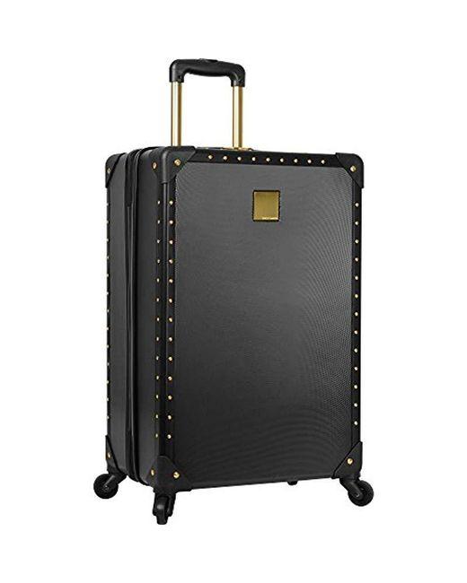 Vince Camuto Black Hardside Spinner Luggage