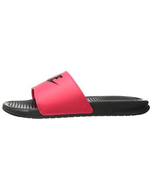 f04450a6c2b3 Lyst - Nike Benassi Just Do It Sandal
