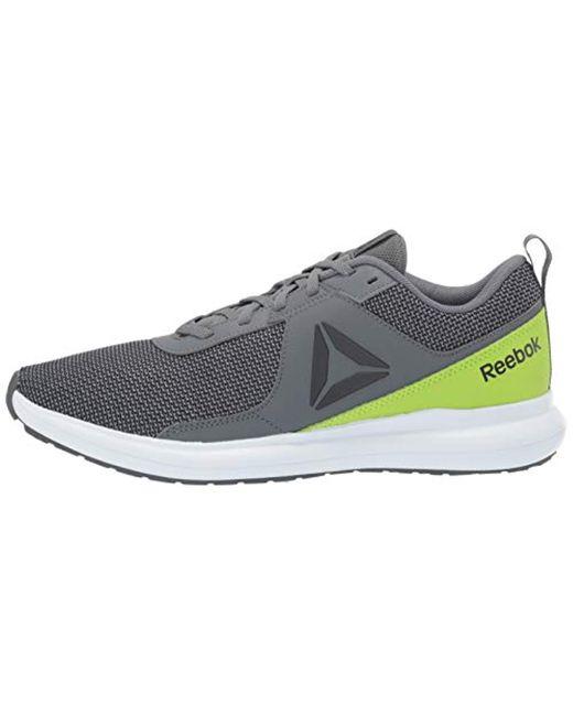 03b8721f7df ... Reebok - Gray Driftium Running Shoe for Men - Lyst ...