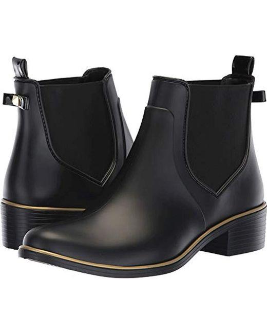 Kate Spade - Black Sedgewick Rain Boot - Lyst