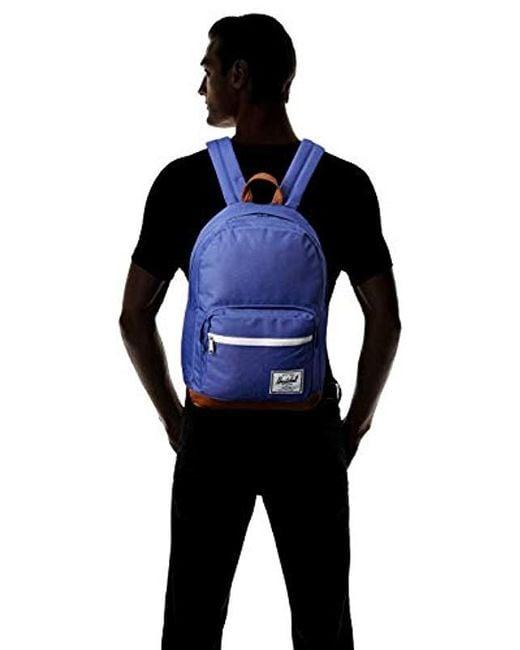3fc0f60fbc89 ... Herschel Supply Co. - Blue Herschel Pop Quiz Unisex Backpack for Men -  Lyst