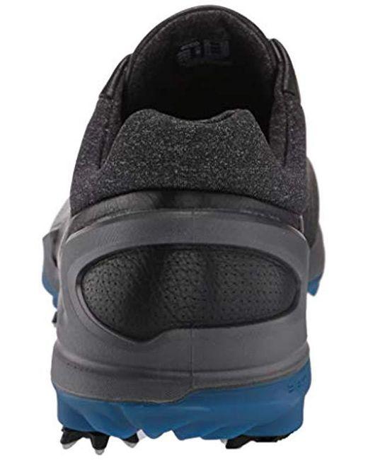 19a2f58c3 ... Ecco - Black Biom G3 Boa Gore-tex Golf Shoe for Men - Lyst ...