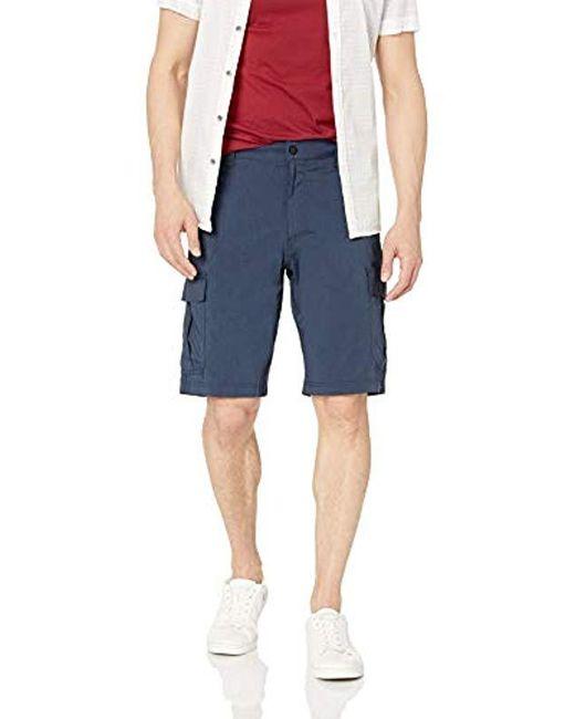 3981c16a66 Lee Jeans - Blue Performance Cargo Short for Men - Lyst ...