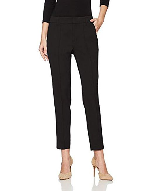 Vince Black Stitch Front Strapping Pant