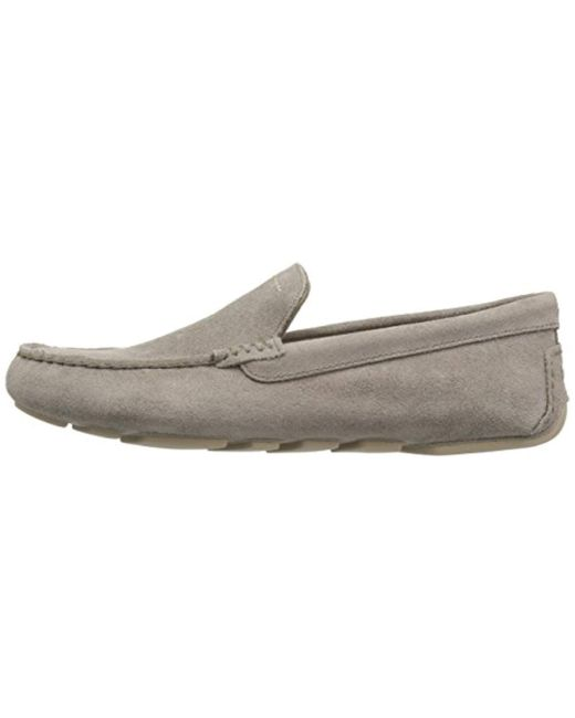 07767fc8817 Men's Gray Henrick Slip-on Loafer