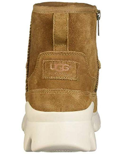 cc3b6c00408 Women's Brown W Palomar Sneaker Fashion Boot