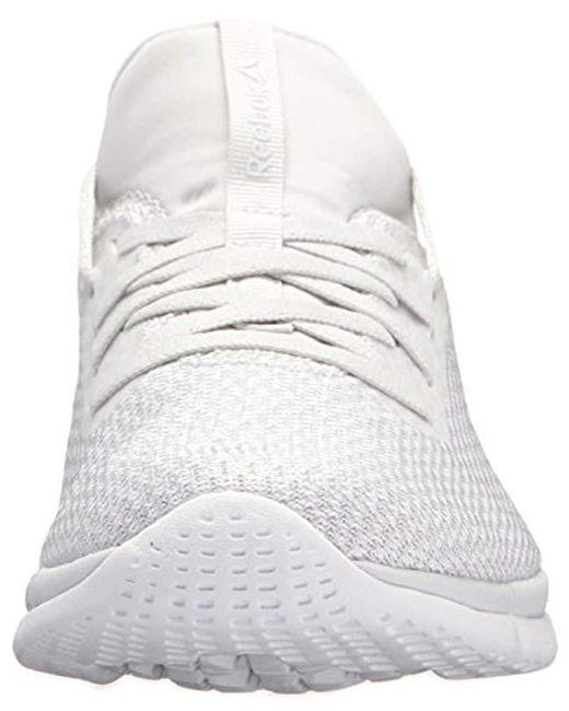 ... Reebok - White Print Her 2.0 Thrd Running Shoe - Lyst ... 8ad3931d2