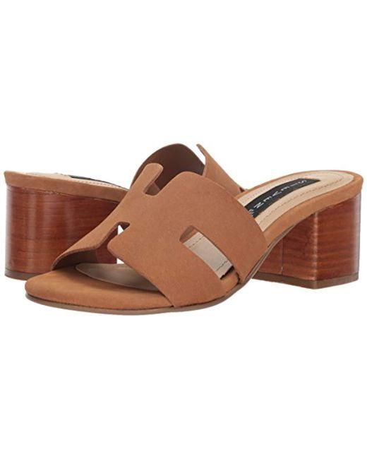 47c22b91412 Women's Natural Foreva Heeled Sandal