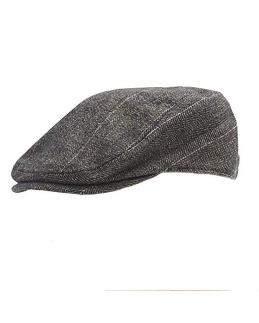 03cbf95bf7a Dockers - Brown Ivy Newsboy Hat for Men - Lyst ...