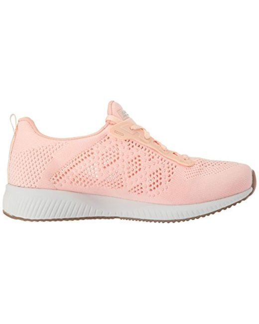c0e91b9a3c387 Women's Pink Bobs Bobs Squad-open Weave Sneaker