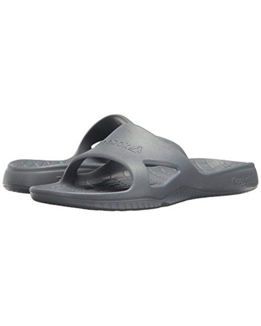 8e41c0328500c ... Reebok - Gray Kobo H2out Running Shoe for Men - Lyst ...