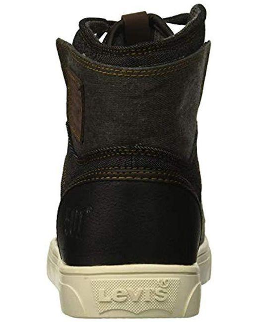 7b1513afd7b Levi's Mason Hi 501 Pg in Black for Men - Save 36% - Lyst