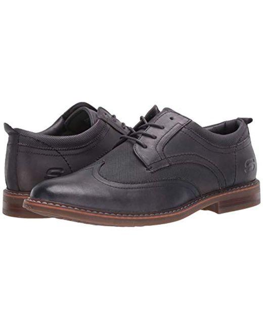 skechers men dress shoes