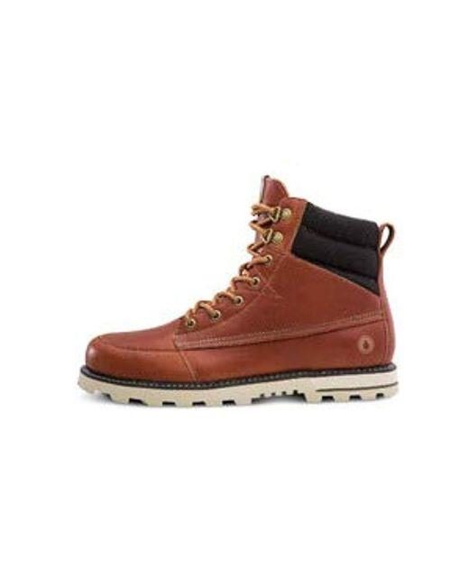 Sub Brown Boot Zero Men's Winter mybfgvY6I7