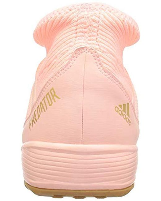 new style a206f 00276 ... Adidas - Orange Predator Tango 18.3 Indoor Soccer Shoe for Men - Lyst  ...