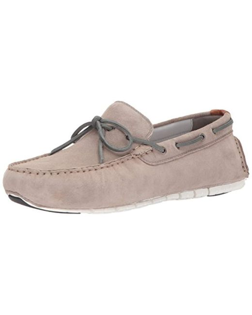 40fe8ea297d Cole Haan - Multicolor Zerogrand Camp Moc Driver for Men - Lyst ...