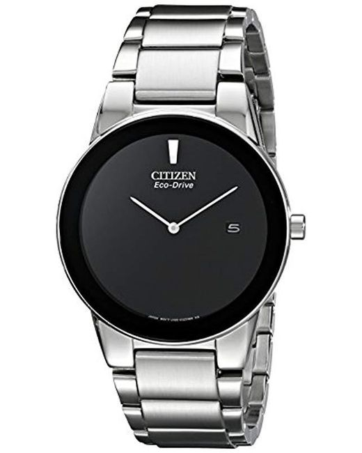 Citizen - Multicolor Eco-drive Stainless Steel Axiom Chronograph Watch for  Men - Lyst ... efffdf76acb8