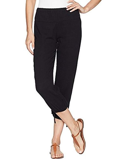 Rip Curl - Black Double Dose Pant - Lyst