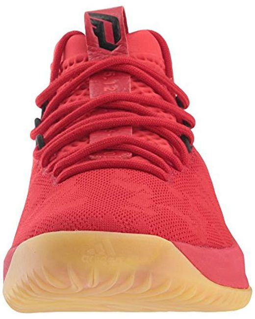 c4987d71f651 Lyst - adidas Crazy Time Ii Football Shoe in Red for Men - Save 4%