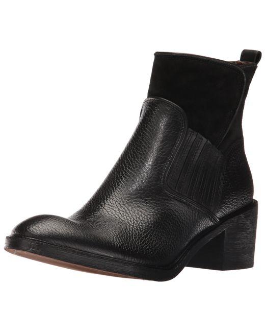 Donald J Pliner Black Erryn-tb Leather Boot