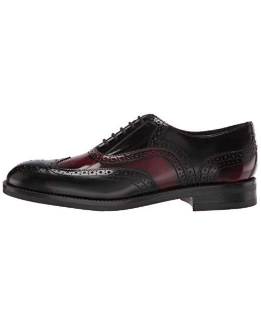 schuhe 9, Uk. Oxford Mens Leather braun 2 Rogrr Baker Ted