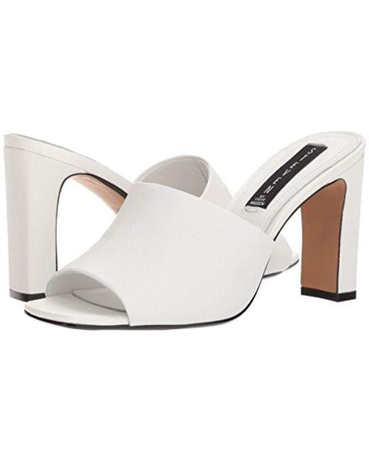 fdd87fe83e597 Women's White Jensen Heeled Sandal