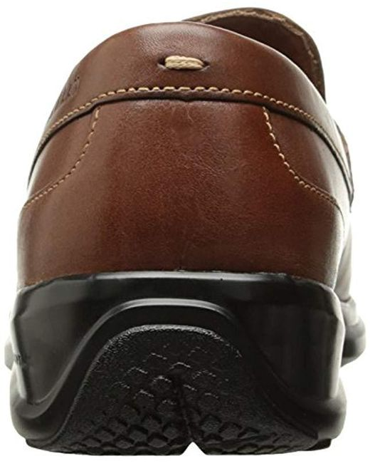d1f272fd07a ... Cole Haan - Brown Santa Barbara Ii Penny Loafer for Men - Lyst ...