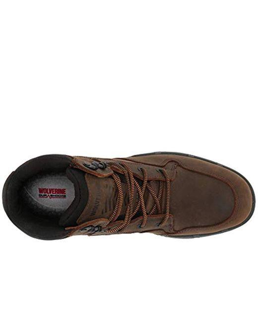 8aa9ef449a4 Men's Brown Legend Moc Toe Cm Industrial Shoe