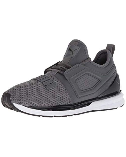 size 40 9824d 95e62 Men's Black Ignite Limitless Sneaker