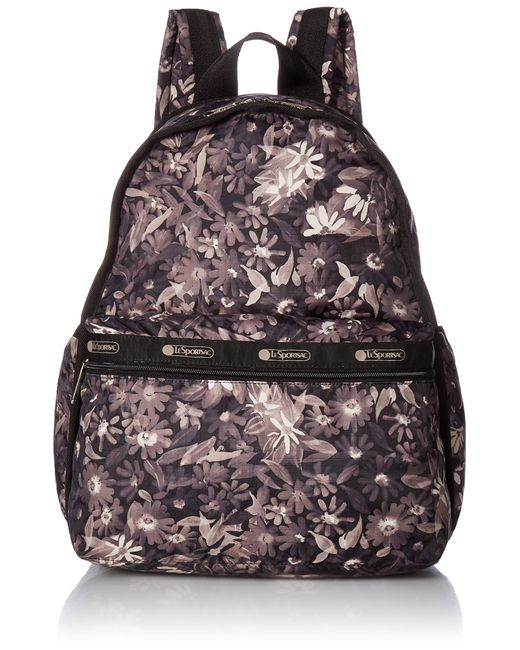LeSportsac Multicolor Classic Basic Backpack