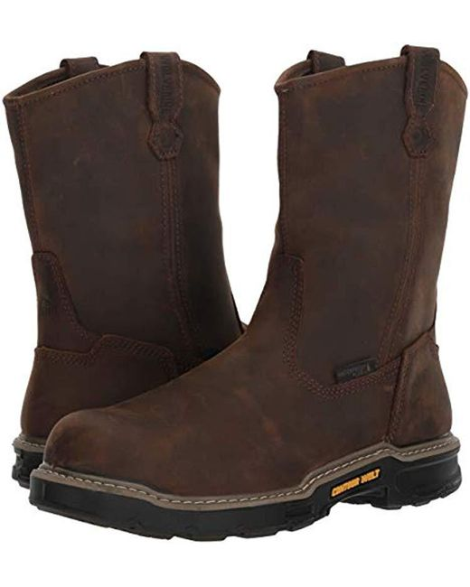 8cba1c421ce Men's Brown Bandit 10'' Composite Toe Industrial Boot