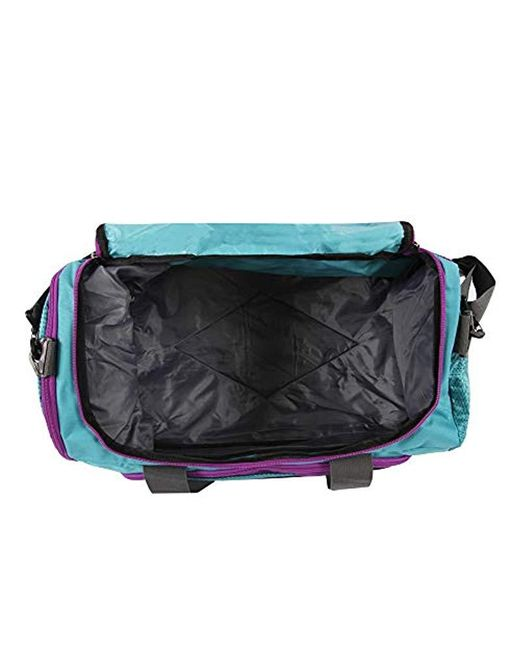 9357b1e19fc8 ... Fila - Blue Advantage Small Travel Gym Sport Duffel Bag for Men - Lyst  ...