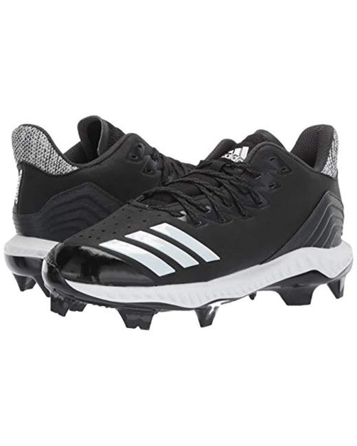 premium selection 5ffa3 85fc6 ... Adidas - Black Icon Bounce Tpu for Men - Lyst ...