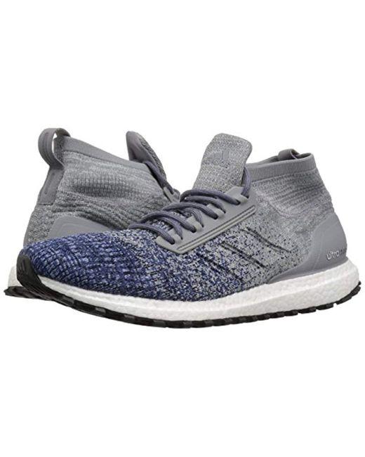 a111e369e3f80 ... Adidas - Gray Ultraboost All Terrain