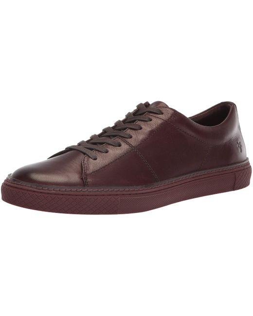 Frye Essex Low Folded Edge Sneaker for