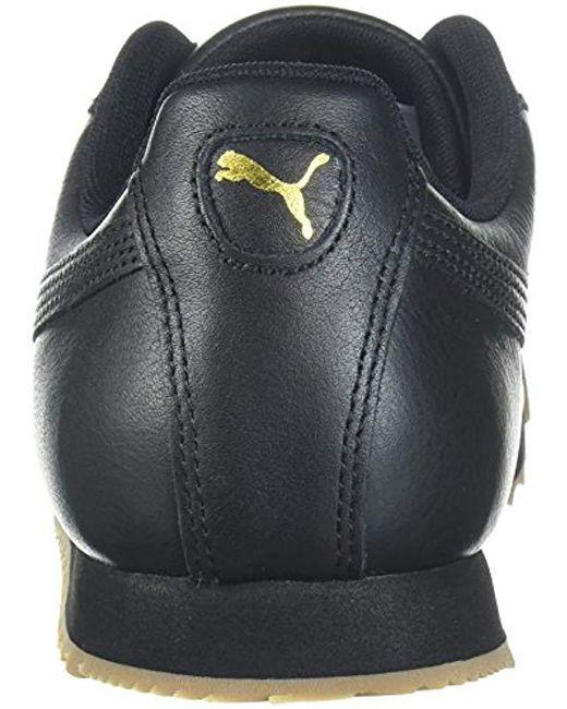 PUMA Men's Roma Classic VTG Sneaker: Amazon.co.uk: Shoes & Bags
