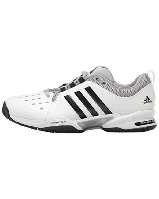 new product 2ceff 8b07a ... Adidas - Multicolor Barricade Classic Wide 4e Tennis Shoe for Men -  Lyst ...