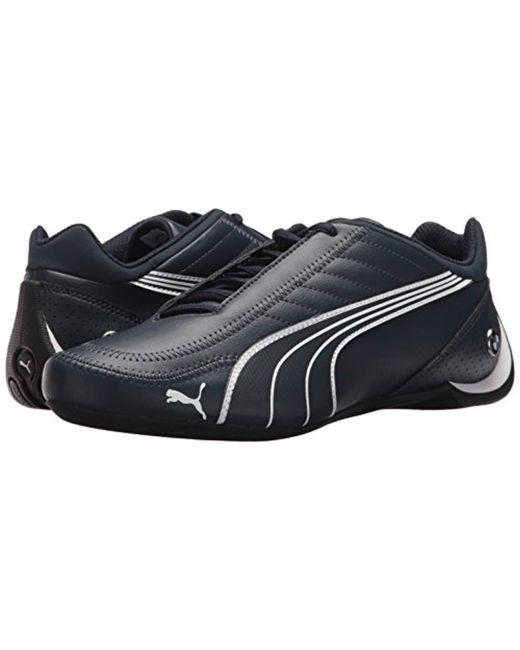 8a2dd5b5143 ... PUMA - Black Bmw Ms Future Kart Cat 2 Low Sneaker for Men - Lyst ...
