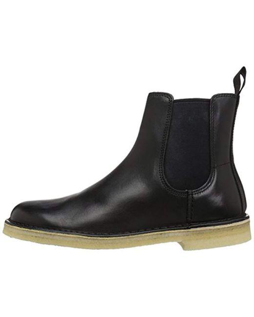 4cef5e7c13e Men's Black Desert Peak Chelsea Boot