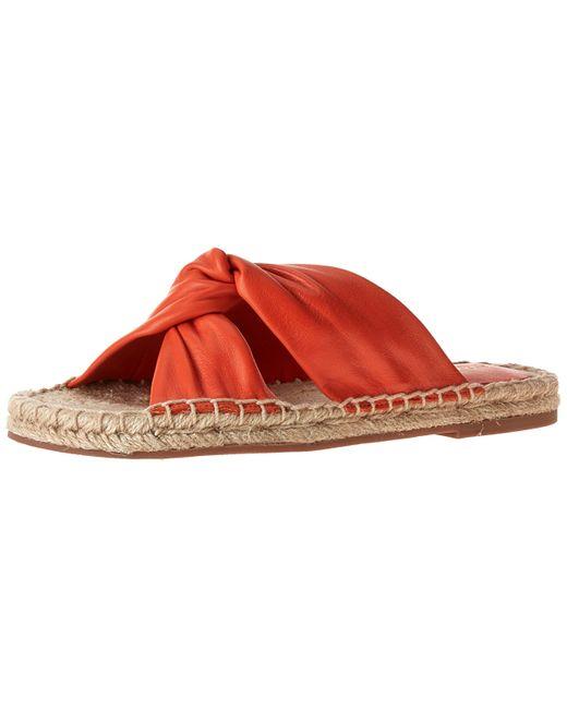 Aerosoles Multicolor Womens Casual Flat Sandal