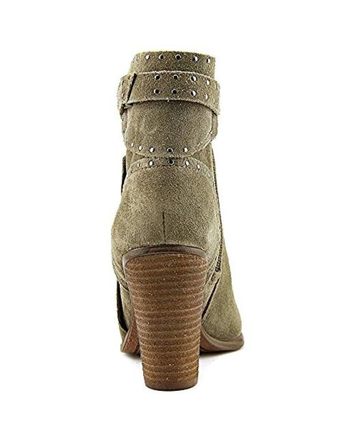 91c18c49d0a Vince Camuto Faythes Ankle Bootie in Green - Save 6% - Lyst