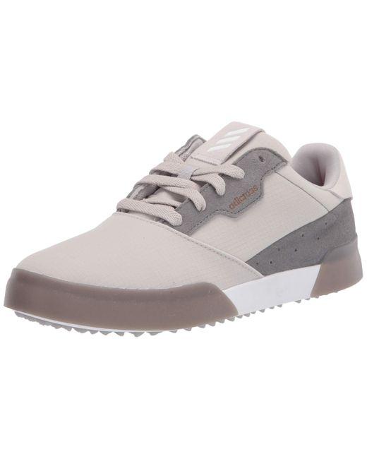 Mens Golf Shoe Adidas pour homme en coloris Gray